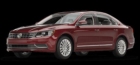 New 2017 Volkswagen Passat 1.8T SE Auto