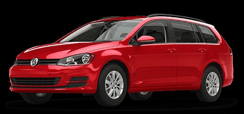 New 2017 Volkswagen Golf SportWagen 1.8T S Auto