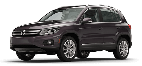 ALL-NEW 2017 Volkswagen Tiguan Limited Auto